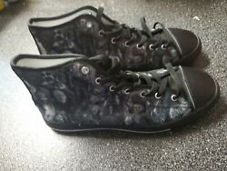 Horror Movie Special Order Converse Size 10