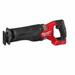 Milwaukee M18 Fuel Gen-2 Sawzall Reciprocating Saw Tool Only 2821-20