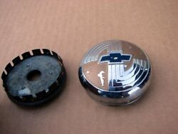 1949 1950 Chevy Bowtie Horn Button And Retainer Contact