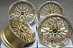 Alloy Wheels 19 19 Inch Cruize 190 Gdp Staggered Wider Rear Clear Brembo Brakes