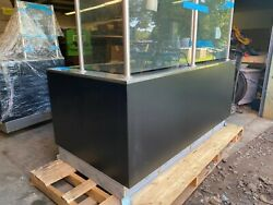 2015 Hill Phoenix Cwc6h Hot Food 6and039 Heated Pizza Warmer Service Display Case New