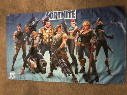 Giant 5and039 Fortnite Flag Battle Royale Epic Video Game