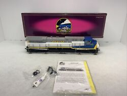 Mth Premier 20-2266-1 Csx Ac6000 Diesel Engine With Ps.2 O Gauge New 601