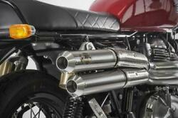 Zard Full High Level 22 Exhaust System Royal Enfield Continental Gt 650 2019