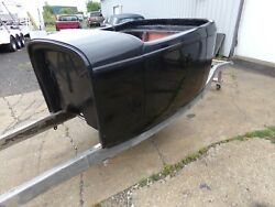Reproduction 1932 Ford Roadster Pick Upextended Cab