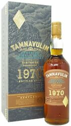 Tamnavulin - Vintages Collection - 1970 48 Year Old Whisky 70cl