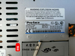 Proface Panel Agp3750-t1-d24 Refurbished Free Expedited Shipping