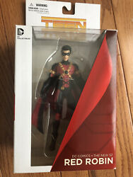 Dc Collectibles New 52 Teen Titans Red Robin Action Figure Nib