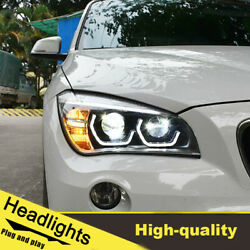 2011-2019 Led Turn Signal Dynamic Headlights Assembly For Bmw X1 One Set.