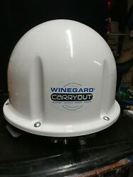 Winegard Carryout Automatic Portable Satellite Antenna