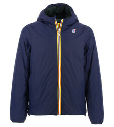 Kway Jackets Dark Blue Jacques Thermo Plus 2 Double A01 Blue Maritime Green Dk