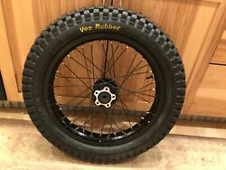 Surron Or Segway 17 Wheel With Vee Rubber True Trials Tire