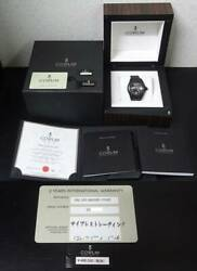 Corum Bubble Heritage Limited Watch 082.300.98 Automatic 47mm With Box And Papers
