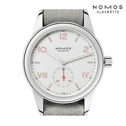 Nomos Nomos Campus Cl1a1w2cp Mechanical Hand-winding Ss Menand039s Womenand039s Authentic