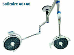 Led Operation Theater Dual Arm Ot Surgery Lights Examination Light Surgical Lamp