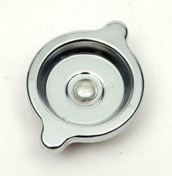 Eckler's Chevelle Engine Oil Filler Cap, Chrome, Small Block, 1968-1972 And Big