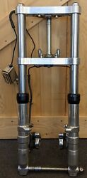 Ceriani 43mm Front End With Dual Disc Brakes For Harley Davidson