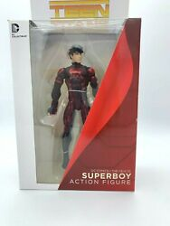 Dc Collectibles New 52 Teen Titans Superboy Action Figure Brand New