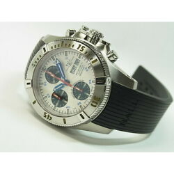 Ball Watch Engineer Hydrocarbon Chronograph Dc1016a-pj-wh White Rubber Boxed