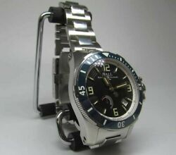 Ball Watch Engineer Hydrocarbon Hunley 150th Limited Pm2096b-s2j-bk Box And Papers