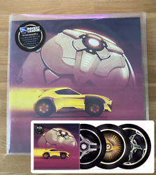 [collector] Rocket League Vinyl Collection Soundtrack Volume 1 And 2