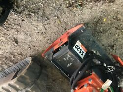 New Tmg Flail Mower For Excavator With .50mm Pins New
