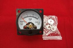 25pcs Dc 0-3ma Analog Ammeter Panel Amp Current Meter So45 Directly Connect