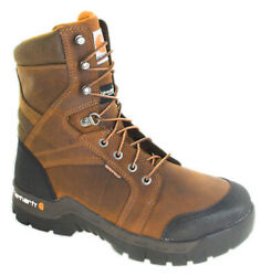 Menand039s 8 Rugged Flex Insulated Composite Toe Work Boots Style Cmf8389