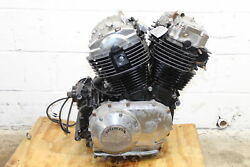 85-86 Honda Shadow 1100 Vt1100c Engine Motor Tested And Inspection 9kmiles