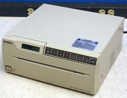 Sony Up-980 Black And White Monochrome Video Graphic Printer Guaranteed Working