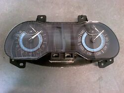 10 Buick Lacrosse Instrument Cluster Speedometer Tach Mph Odometer
