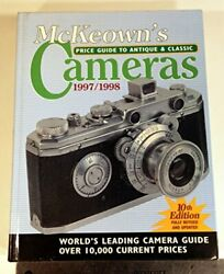 Mckeown's Price Guide To Antique And Classic Cameras By James M. Mckeown New