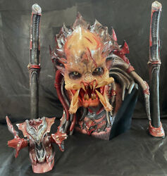 11 Life-size Predator / Kagero Predator Kagero Predator Resin Bust Statue