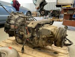 Used 01 Fuso Fe Awtec Auto Trans Part Me503172s 4 Cyl Diesel Shipped 4d34 29490