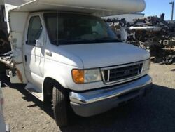 03 04 05 06 07 Ford E350 6.8l Complete Front Clip Nose W/ Gas Type Cooling 13385