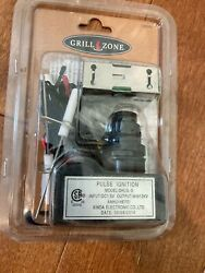Grill Zone Bbq Universal Electronic Ignitor Kit W 3 Burner Electrodes And Battery