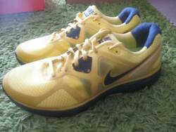 Nike Men 10us Limited Color Nyquirna Ride 3/lunarglide Sold Out Directly