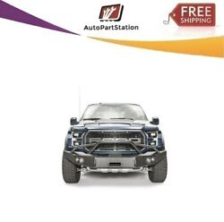 Fab Fours Ff17-h4352-1 For 17-18 Ford F-150 Premium Winch Pre-runner Bumpers