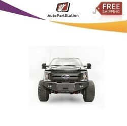 Fab Fours Fs17-a4151-1 For 17-18 Ford F-250/350 Sd Premium Winch Front Bumpers