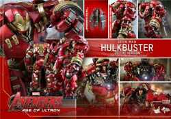 Hot 1/6 Avengers Age Of Ultron Hulk Buster Dx Hulkbuster Deluxe Edition Mms510
