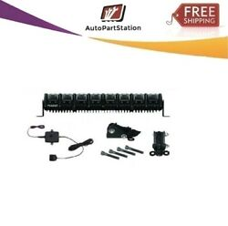 Rigid Industries Adapt 20 Led Light And Stealth Mount Bracket Kit And Gps Module