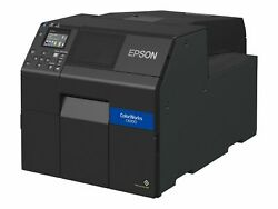 Epson Colorworks C6000ae - 4 Inch Wide Autocutter