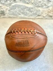 Antique Leather Basketball