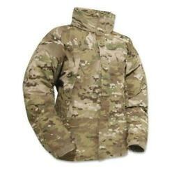 Military Issued Ocp Gen Iii Extreme Cold/wet Weather Jacket-new With Tags