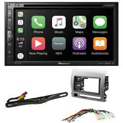 Pioneer 6.8 Dvd/cd Car Stereo - Android Auto And Apple Carplay For 05-11 Tacoma