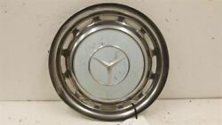 1969 To 1983 Mercedes Benz 240d 450 Sel 450sl Pastel White-mb141 Pagoda Hubcap