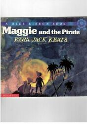 Maggie And Pirate By Ezra Jack Keats Mint Condition