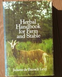 Herbal Handbook For Farm And Stable By Juliette De Baicc88racli-levy