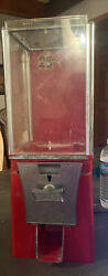 Gumball/capsule Machine - Eagle/vista - 25andcent - For Parts Or Restore