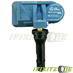 Itm Tire Pressure Sensor Dual Frequency 8016d Tpms For Saab 9-4x 2012 [qty Of 1]